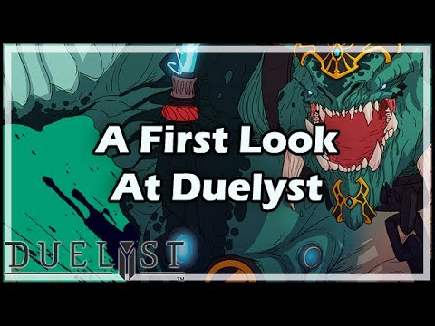 A First Look At Duelyst