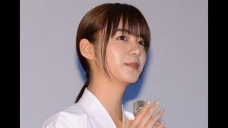 池田エライザ、中尾暢樹とのキスに「悪いことをしているような気持ち」 ...