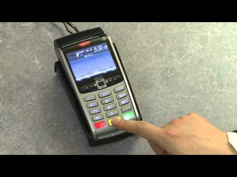 How To Install Your Ingenico Portable Iwl250 Terminal