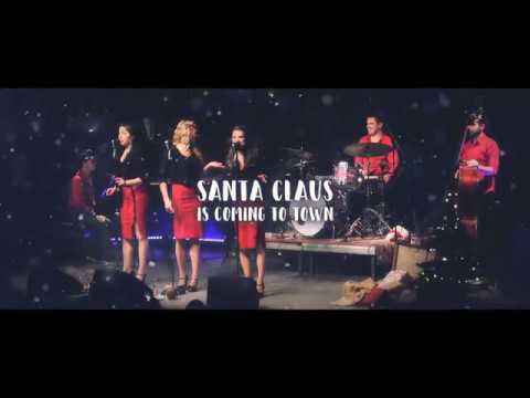 Santa Claus is Coming to Town | The Airlettes
