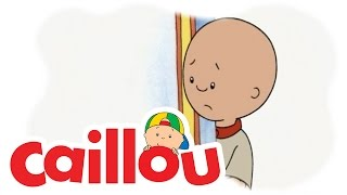 Caillou - Caillou39s All Alone  S01E04  Cartoon for Kids