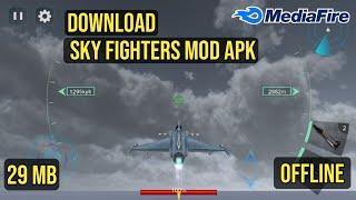 Download Pejuang Langit 3d - Sky Fighters mod apk | Unlimited Money And Diamond screenshot 4