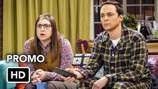 The Big Bang Theory 12x10 Promo