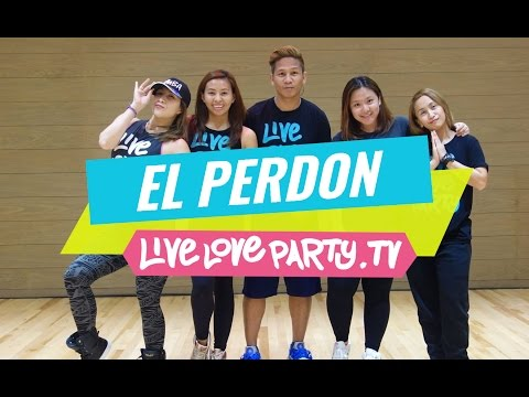El Perdon | Zumba® | Live Love Party