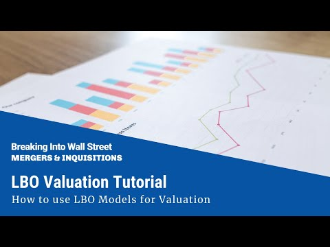 lbo valuation assessment center case study part 2 youtube