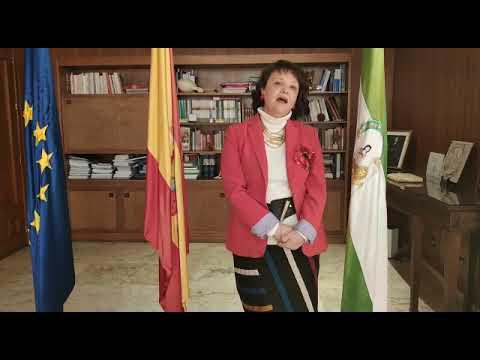 Rafi Valenzuela, subdelegada del Gobierno central en Córdoba, felicita el Día de Andalucía
