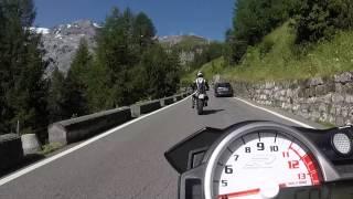 BMW S1000R: Stilfser Joch