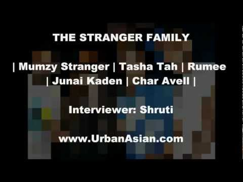EXCLUSIVE: Urban Asian Speaks with The Stranger Family