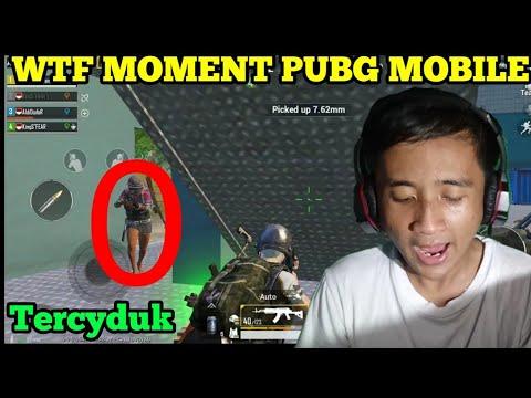 Mau Mencyduk Malah Tercyduk!!! WTF Moment LOL - PUBG Mobile #14