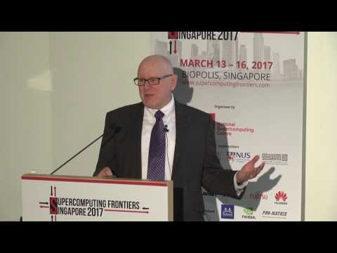 Gordon Bell Prize, Three Decades Frontiers of Supercomputing 2017 Singapore