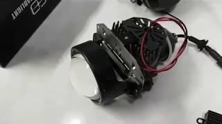 X-UK H4 / H7 Bi-LED Projector headlamp conversion