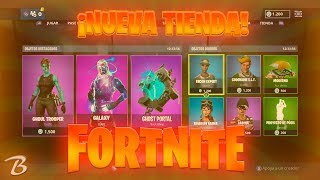 NEUER LADENTAG 8. JUNI! FORTNITE STORE HEUTE! 06.08.2019 NEUE PRIVATE PARTY SKINS MIT SUBS