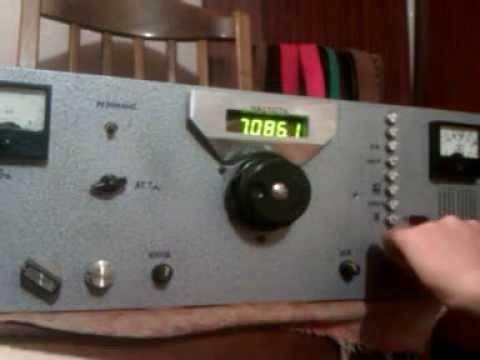 Радиолюбители. Трансивер UW3DI