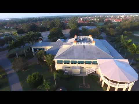 Kingsway Country Club Aerial Tour