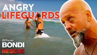 What happens when people DON'T LISTEN to lifeguards?