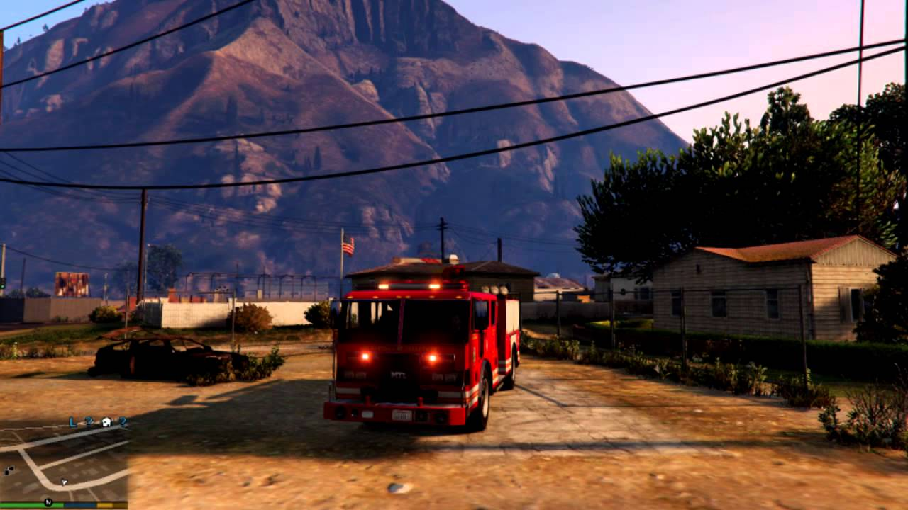 GTA V Siren Pack by flyer2359x