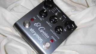 Strymon - El Capistan dTape Echo (Dirty Lo-Fi)
