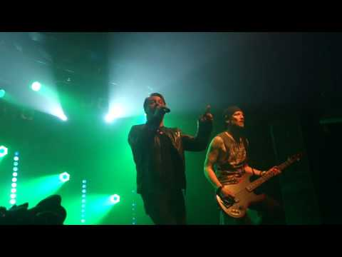 """A Life Divided """"Doesn't count"""" 23.04.2016 München"""