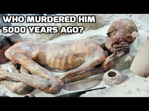 Oldest Mummy Ever Found in the World 5400 Year Old Egyptian Body SYED