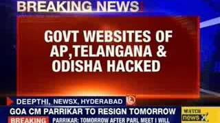 Several Indian websites hacked by Pakistan