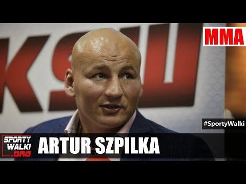 Artur Szpilka o swojej przyszłości w MMA i boksie (wideo)
