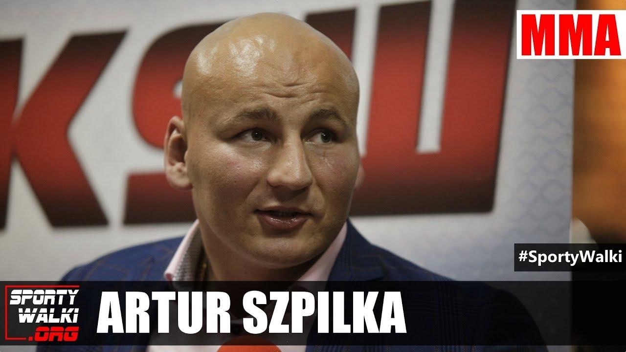 Artur Szpilka o swojej przyszłości w MMA i boksie