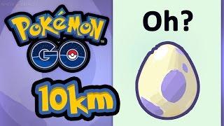 Epische Überraschung aus 10KM-Eiern | Pokémon GO Deutsch #167