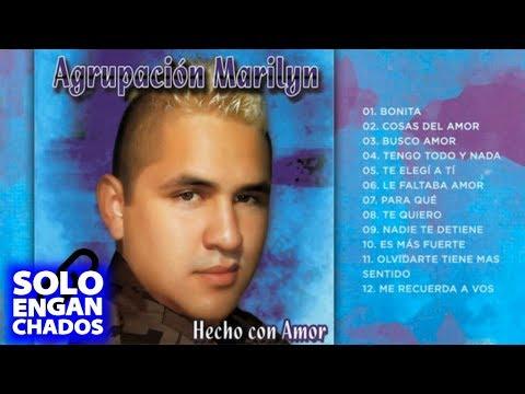 Agrupacion Marilyn - Hecho con amor ► Disco Completo