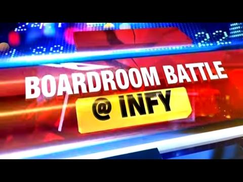 Infosys Boardroom Battle - Exclusive