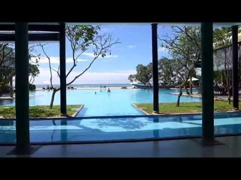 The Heritance Ahungalla beach hotel in Sri Lanka