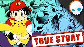 The Electric Tale of Pikachu - The TRUE Story   Gnoggin