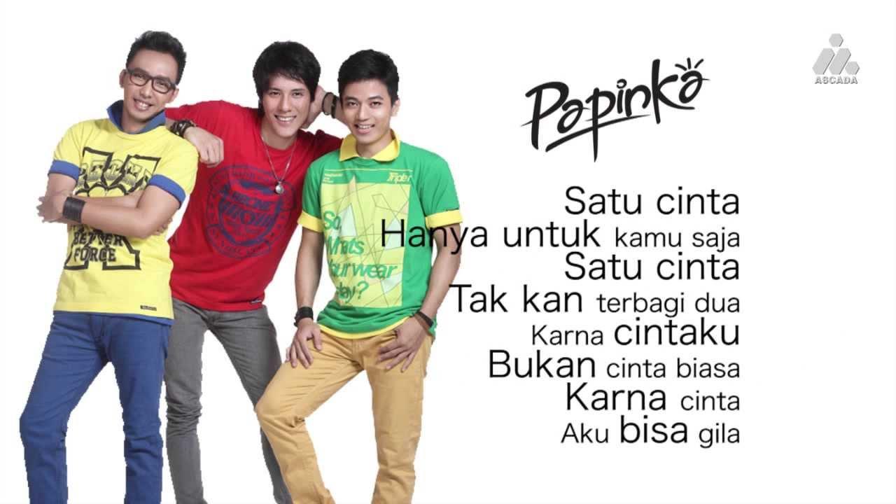 Papinka - Hitungan Cinta (Official Lyric Video) | Doovi
