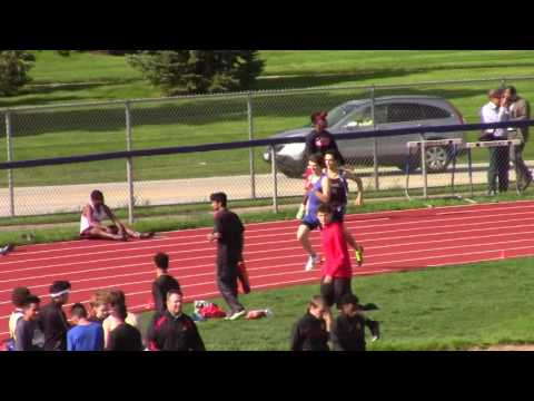 2016-05-12 UE Conference Boys FrSo 4x800m