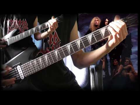 Morbid Angel - Blessed Are the Sick (Guitar cover) mp3