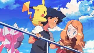 Pokemon Music Video: Từ trên trời rơi xuống remix (Satoshi vs Serena)-「AMV」