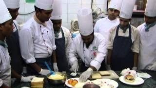 Swosti Education Basic kitchen Training. Hotel Management in Bhubaneswar