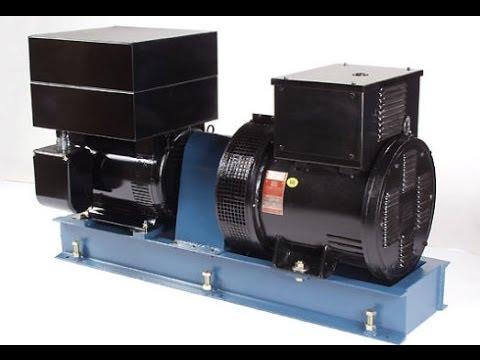 энергия:Мотор-генератор.