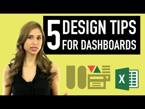 5 Design Tips for Better Excel Reports & Dashboards from YouTube · Duration:  4 minutes 44 seconds