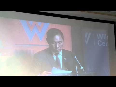 Shwe Mann Speech