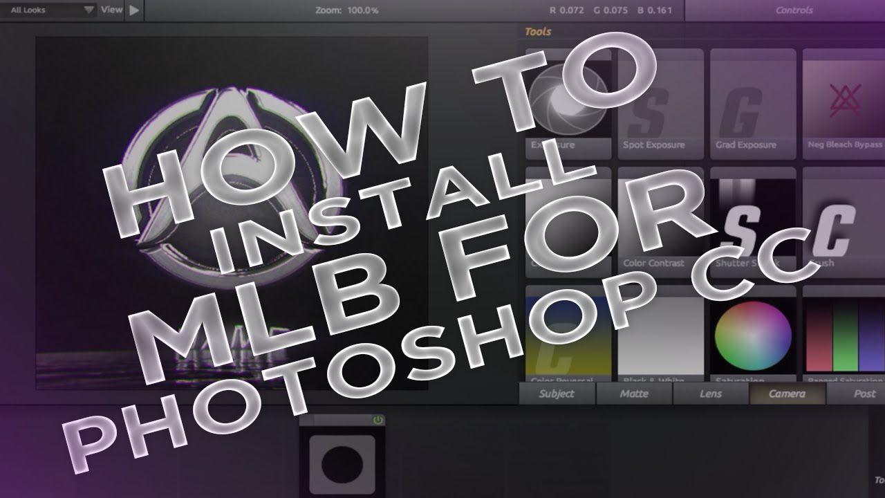 magic bullet looks for photoshop cs6 free download
