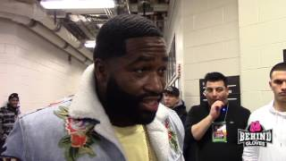 "ADRIEN BRONER: ""I DONT HAVE NO PROBLEM WITH PBC BUT I FEEL LIKE THEY WATER ME DOWN"