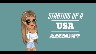 MAKING AN ACCOUT ON THE USA SERVER - Cotton Candy MSP