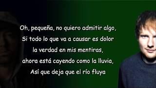 Eminem - River ft. Ed Sheeran (SUBTITULADA EN ESPAÑOL)