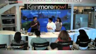 Cooking Videos - Shaws Chef Shares Sushi Recipes - Video