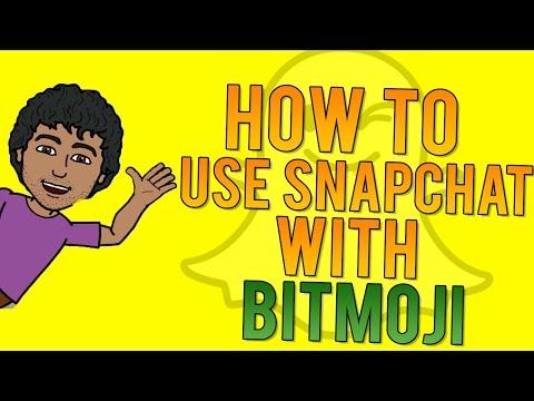 Snapchat Update v9.35.0.0 - How to use Bitmoji w/Snapchat + New Trophy! (Snapchat Tips and Tricks)