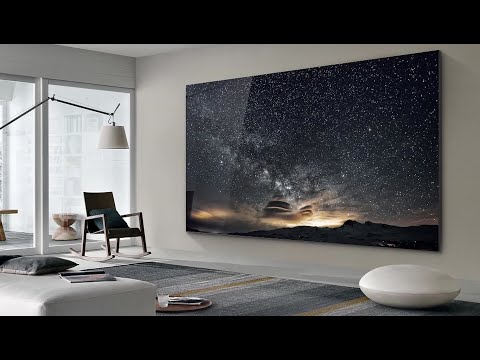 The KiddChris Show - How Big Is Your TV? Chances Are It's Not 219 Inches Like This New Samsung