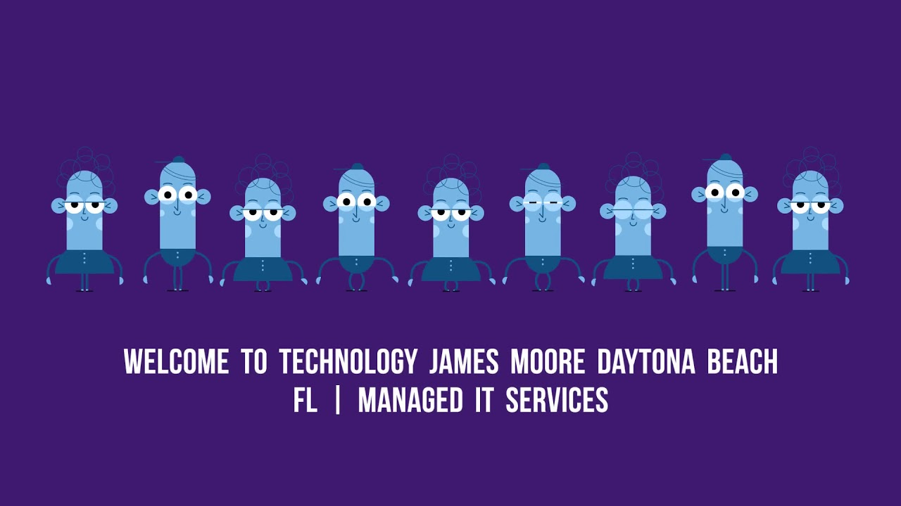 Technology James Moore Daytona Beach FL | Managed IT Services