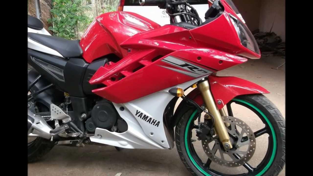 Yamaha fzs modified