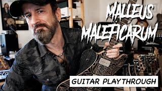 Feuerschwanz - Malleus Maleficarum (Guitar Playthrough)