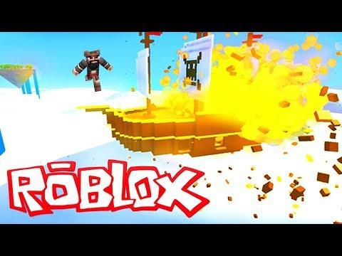 HAYATTA KALMAK İÇİN EN İYİ GEMİNİ YAP! - Roblox